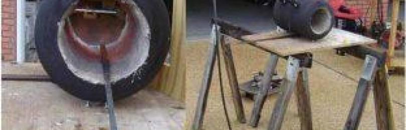 Рекомендации по самостоятельному изготовлению горна для ковки