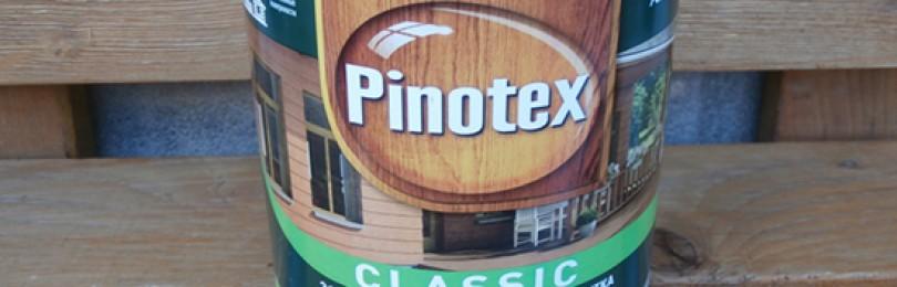 Применение краски пинотекс для наружних работ по дереву