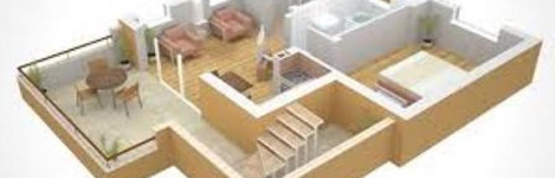 Типичные варианты планировки жилой недвижимости