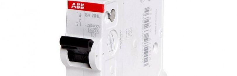 Автомат c100 автоматический выключатель