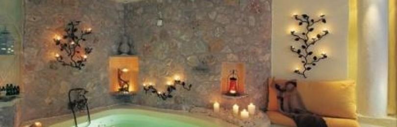 Потолок для ванной комнаты: полезные советы