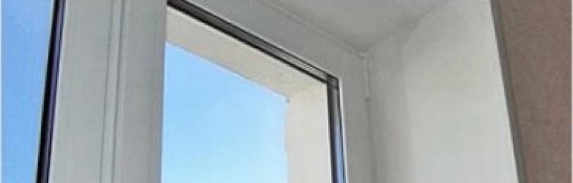 Облицовка оконных и дверных откосов пластиком, плиткой, камнем, гипсокартоном