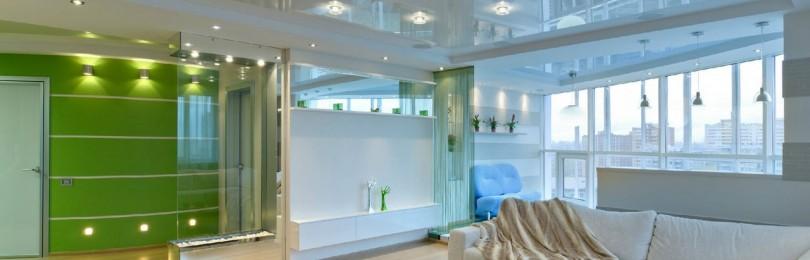 Какой натяжной потолок выбрать – советы декораторов (визуальные эффекты)