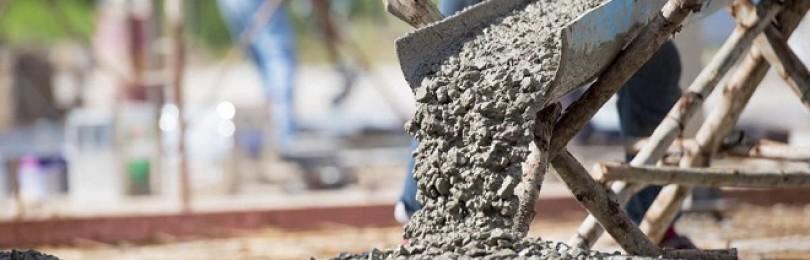 Соотношение цемента, песка и щебня в растворе и бетоне