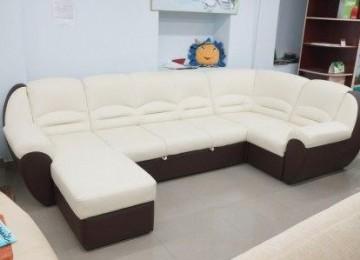 Большой угловой диван: раскладной, обычный, цена, фото