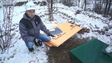 Как производится консервация септика на зиму: пошаговая инструкция