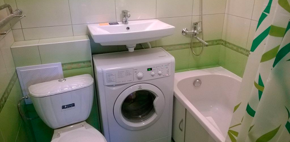 фото маленьких ванных комнат