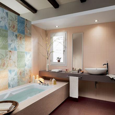 Варианты укладки плитки в ванной: идеи, комбинации, фото