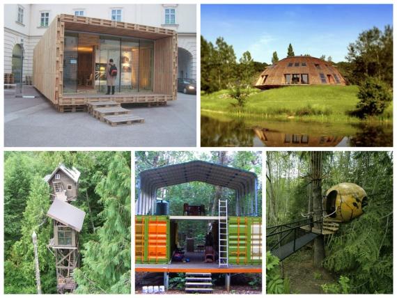 Строительство экологически чистого дома - с чего начать и какие