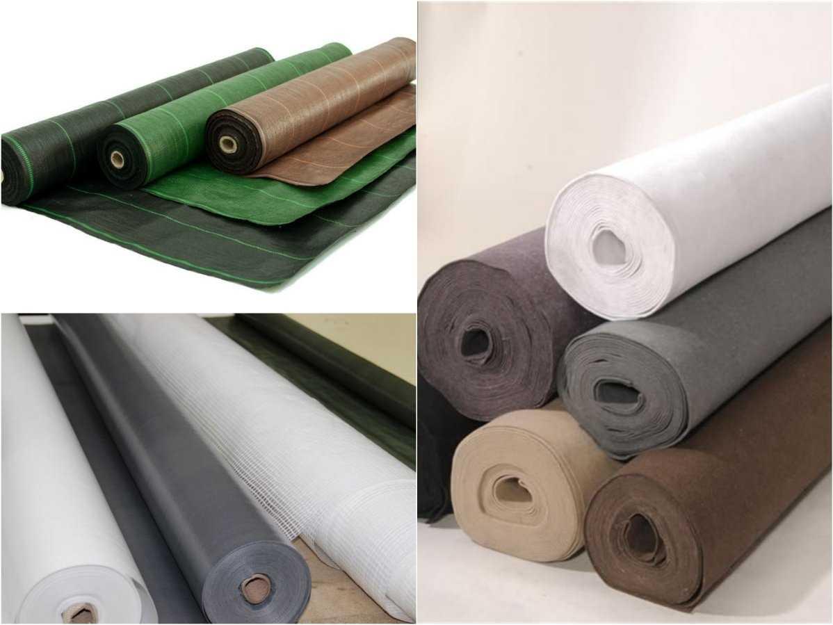 Укрывной материал для грядок: как называется черное нетканое полотно? какой стороной класть? как правильно пользоваться?