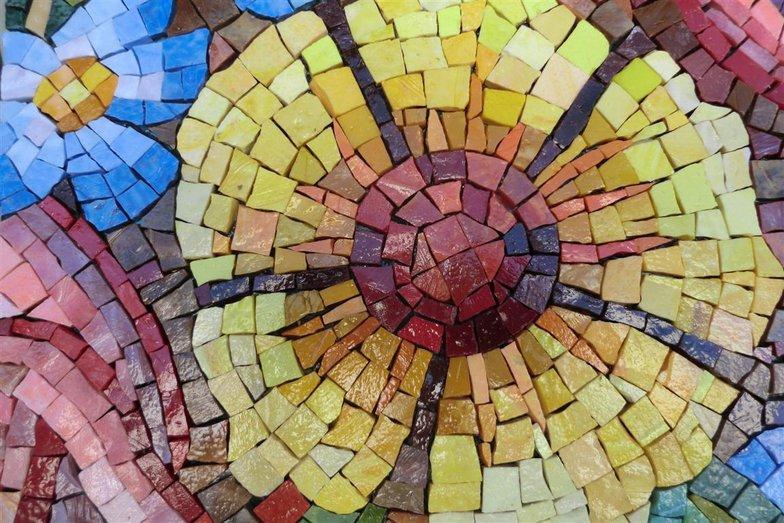 Мозаика (122 фото): что это такое, мозаичная фасадная плитка из натурального камня, виды каменной продукции