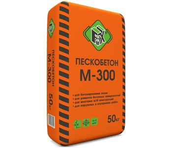 Сухая смесь м-300: технические характеристики и расход пескобетона, сколько смеси в 1м3 раствора, ремонтные варианты «мбр»