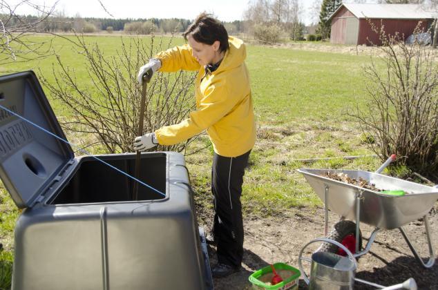 приготовление компоста на даче народные секреты