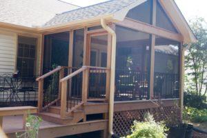 построить веранду к дачному дому цены