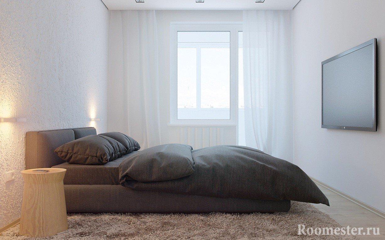 Спальня 13 кв. м