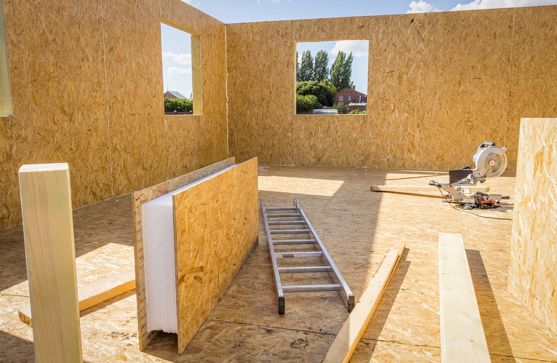 Дом из бетонных плит: новые технологии в строительстве