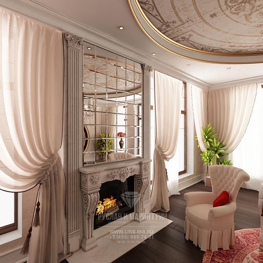 Создаем неповторимый дизайн зала в частном доме