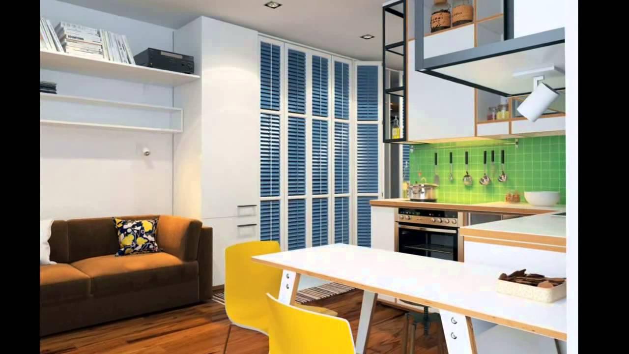 Дизайн-проект квартиры-студии: 80 фото лучших компактных решений