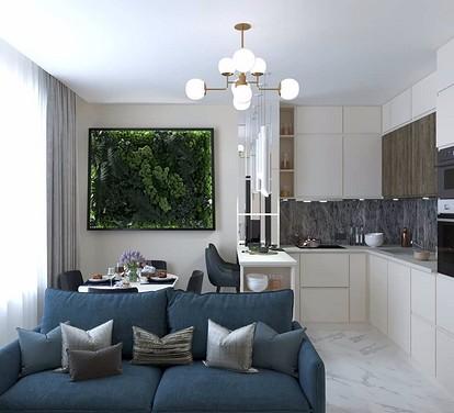 Фитостена в квартире: как сделать фитостену своими руками, уход за живой стеной