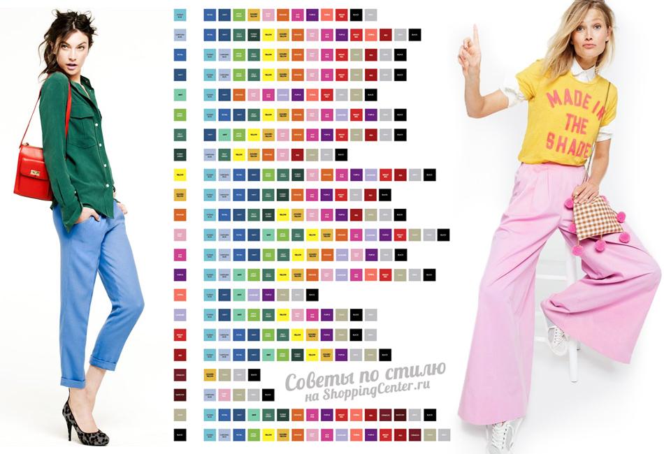 Модный цвет весны и лета 2019 в женской одежде, коралловый цвет с чем сочетать, оттенки кораллового, примеры с фото