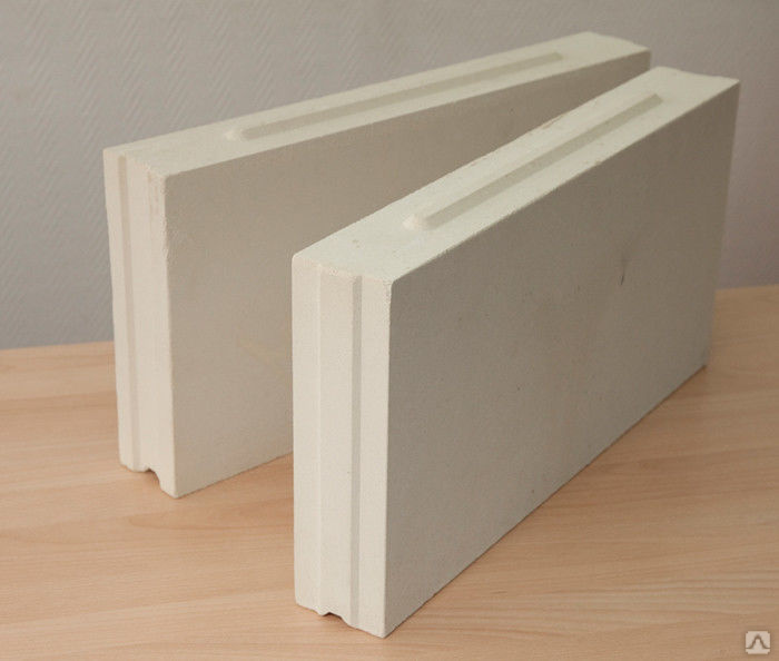 Силикатная пазогребневая плита: характеристики, применение
