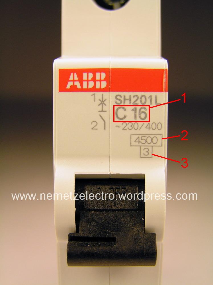 Выбор автомата по мощности нагрузки и проводки, вводный автомат