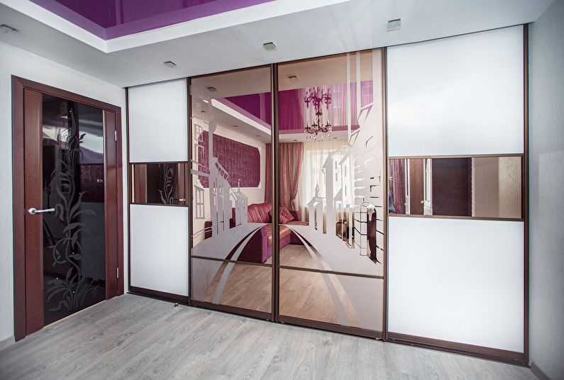 Шкаф в коридор - выбор дизайна шкафа в коридор. классические и современные стили шкафов. преимущества и недостатки конструкций (фото + видео)