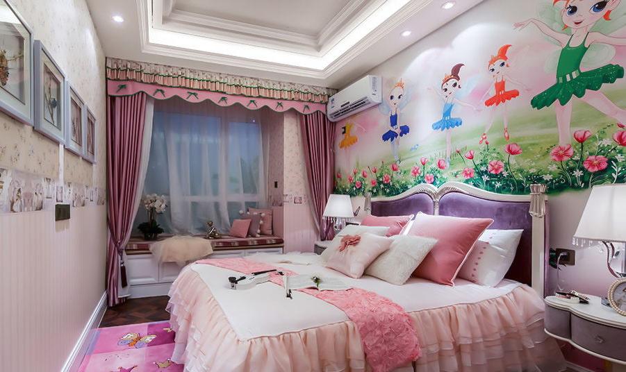 Современные идеи оформления интерьера детской комнаты
