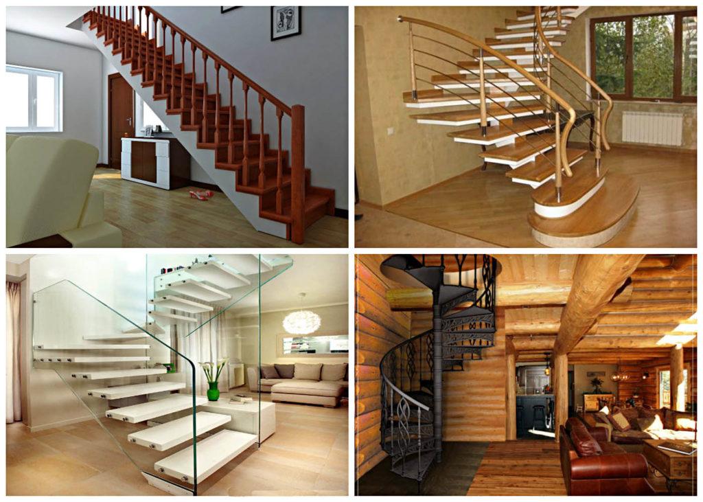 Дизайн деревянных лестниц в доме: красивые решения