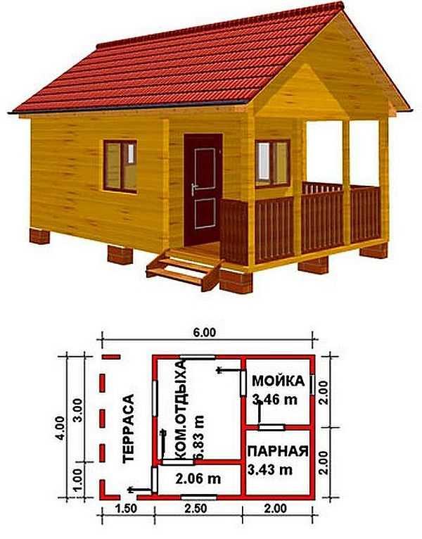 Терраса к дому своими руками: чертежи, пошаговая инструкция с фото