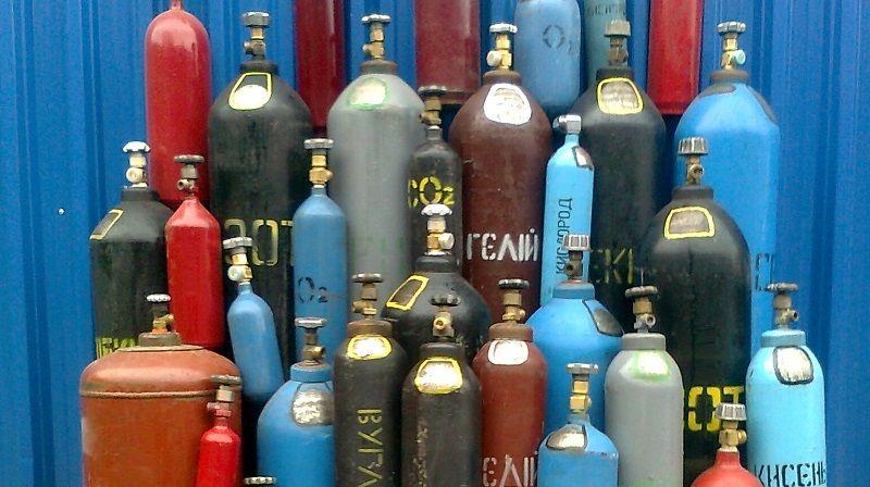 Сколько литров газа в 50-литровом баллоне? сколько кубов газа в 50-литровом баллоне?