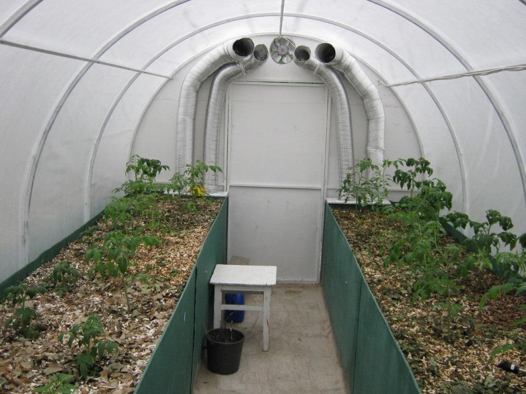Грядки в теплице: рациональное расположение и варианты устройства своими руками | садоводство24