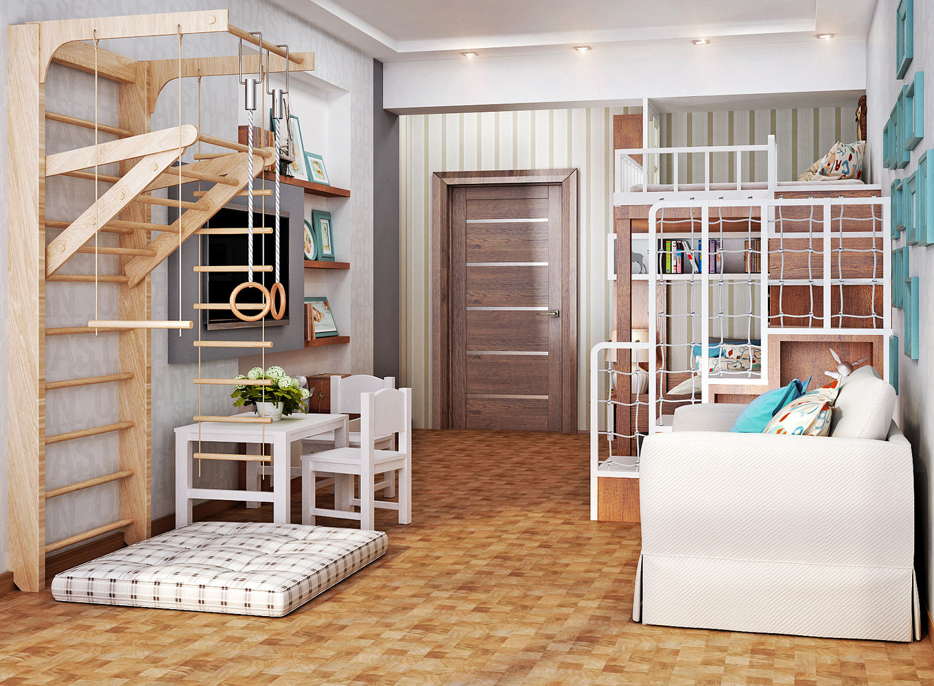 как создать уют в квартире