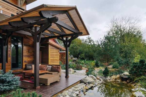 Террасы на даче: фото и особенности дизайна летних веранд открытого и закрытого типа