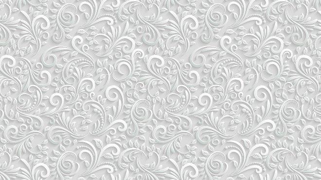 Все о белых обоях для стен: особенности цвета, правила использования в интерьере