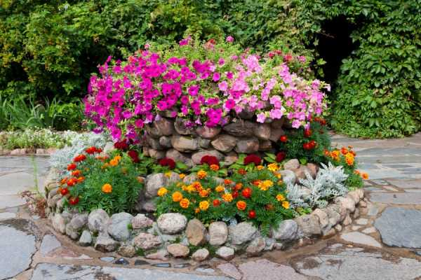 Декор для сада своими руками