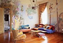 Альтернативные покрытия для стен и потолков вместо обоев