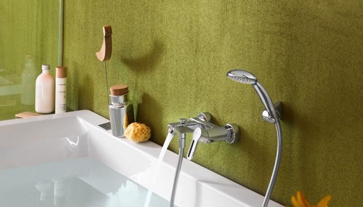 Установка крана своими руками — это несложно. как определяется высота смесителя над ванной?