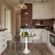 85 свежих дизайн-решений для угловой кухни