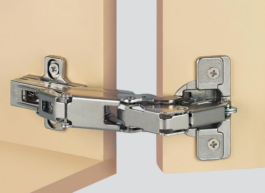 Мебельные петли с доводчиком: как установить и отрегулировать
