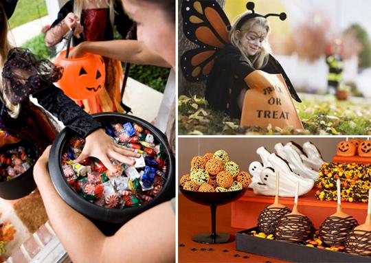 Украшения на хэллоуин своими руками (декорации дома)