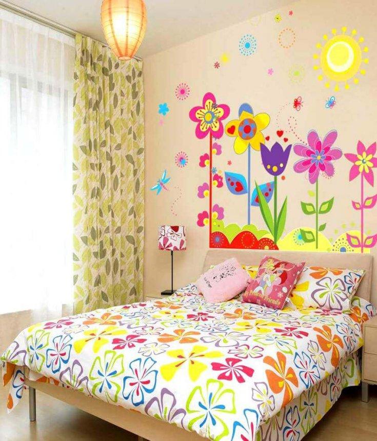 Дизайн стен в спальне: варианты декора и полезные рекомендации