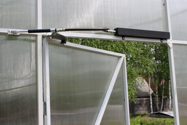 Термопривод в теплицу своими руками - озеленение - самострой 74