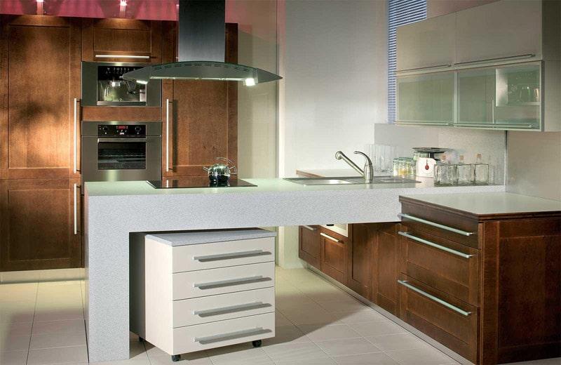 Дизайн кухни 14 кв м фото: интерьер кухни гостиной, как обставить планировку, проект с диваном, видео особенности дизайна кухни 14 кв. м: идеи для интерьера средней площади – дизайн интерьера и ремонт квартиры своими руками