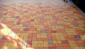 Как происходит изготовление тротуарной плитки