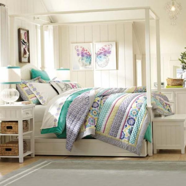 Дизайн комнаты для девочки 10-12 лет +75 фото интерьера