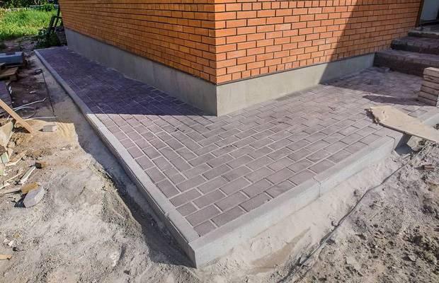 Устройство бетонной отмостки расценка в смете юбилейный, гидроизоляционные работы  2020  год