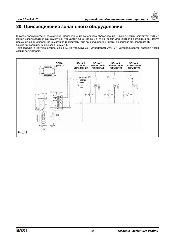 Бакси луна 3 310fi инструкции. системы отопления дачных и загородных домов. котлы, газовые колонки, водонагреватели - ремонт, сервис, эксплуатация. рекомендации по монтажу и установке. инструкция по эксплуатации