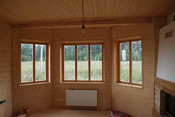 деревянные рамы для окон