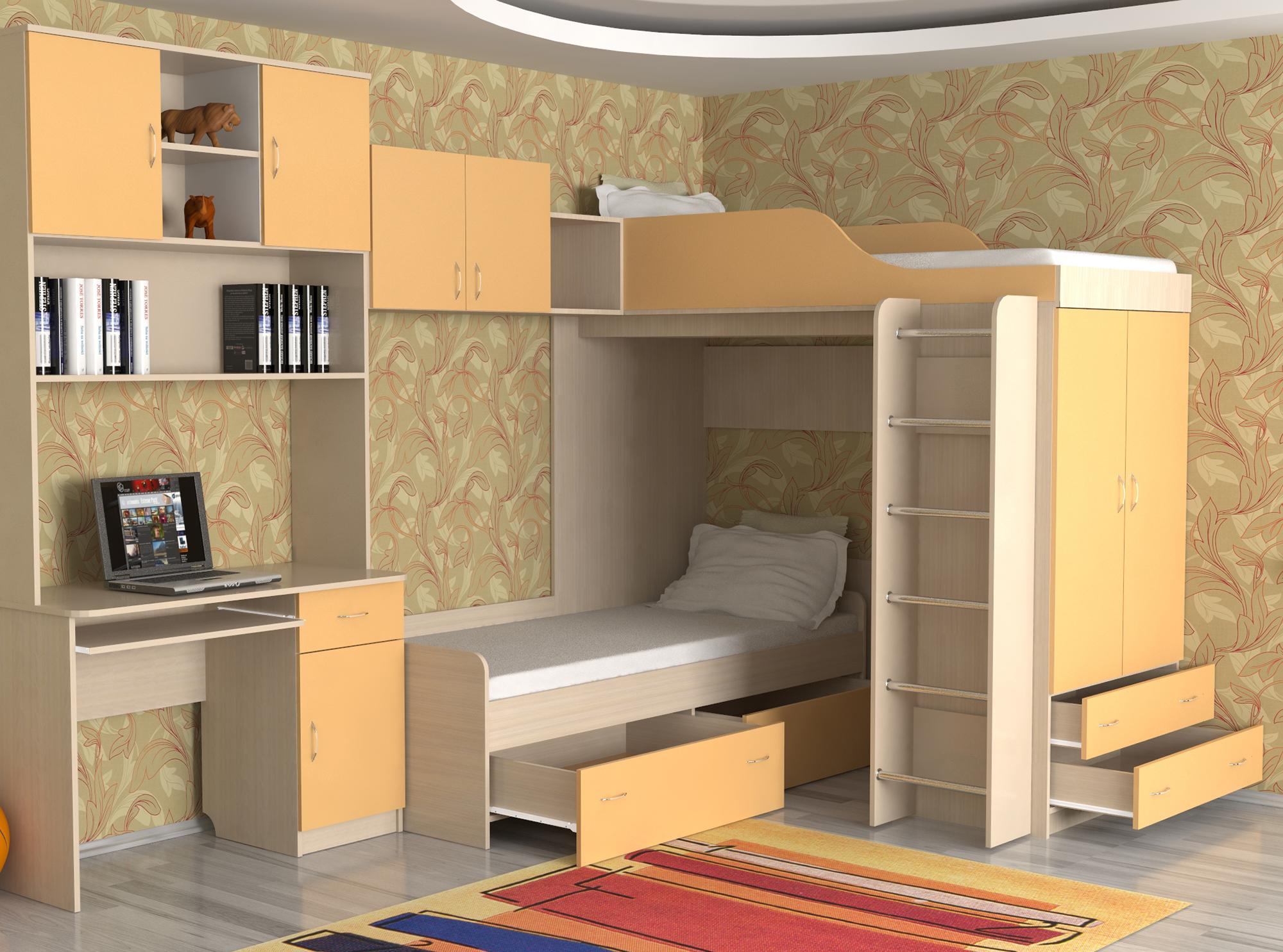 Двухъярусная кровать с диваном внизу для родителей (54 фото): варианты мебели для родителей и ребенка